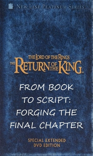 Image From Book to Script: Forging the Final Chapter