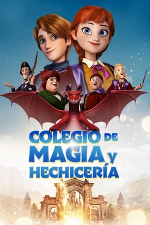 Ver Online The Academy of Magic