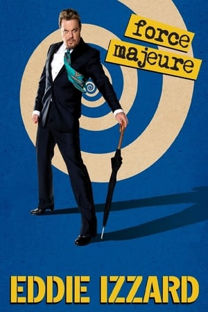 Image Eddie Izzard: Force Majeure Live