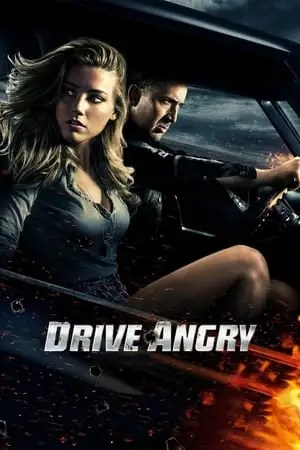 Poster Drive Angry 2011