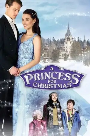 Poster A Princess For Christmas 2011