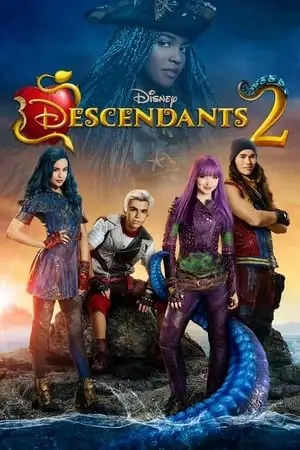 Poster Descendants 2 2017