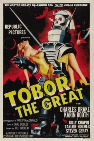 Image Tobor the Great