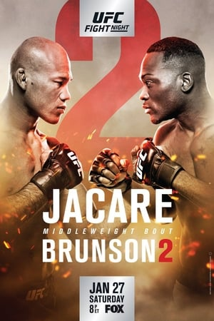 Image UFC on Fox 27: Jacaré vs. Brunson 2