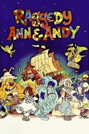 Image Raggedy Ann & Andy: A Musical Adventure