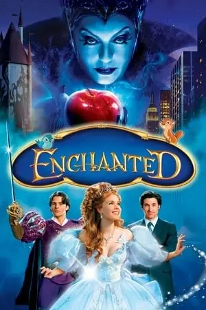 Poster Enchanted 2007