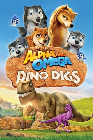 Image Alpha and Omega: Dino Digs
