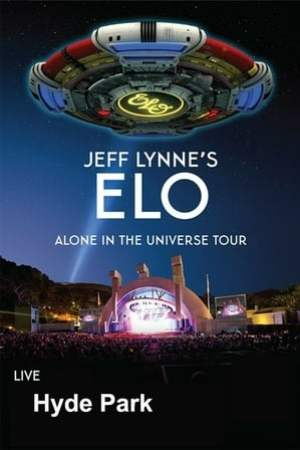 Image Jeff Lynne's ELO Live at Hyde Park