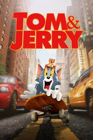 Poster Tom & Jerry 2021