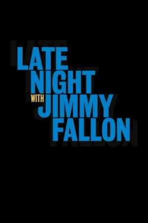 Poster Late Night with Jimmy Fallon 2009