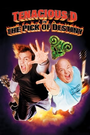 Poster Tenacious D in The Pick of Destiny 2006
