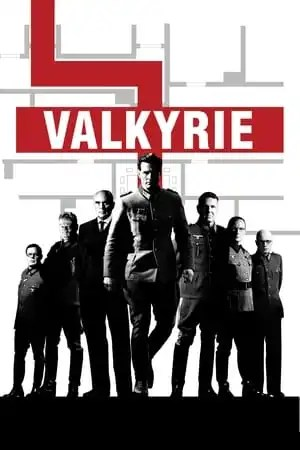Poster Valkyrie 2008
