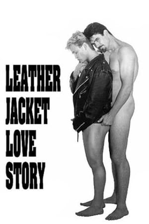 Image Leather Jacket Love Story