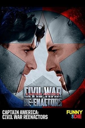 Captain America: Civil War Reenactors