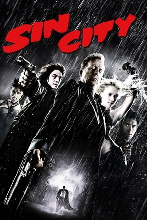 Poster Sin City 2005