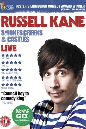 Image Russell Kane: Smokescreens and Castles Live