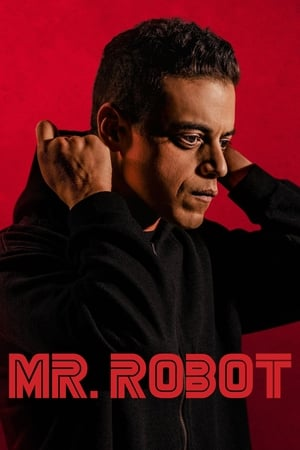 "Image Mr. Robot: ""whoami"" and ""Hello, Elliot"""