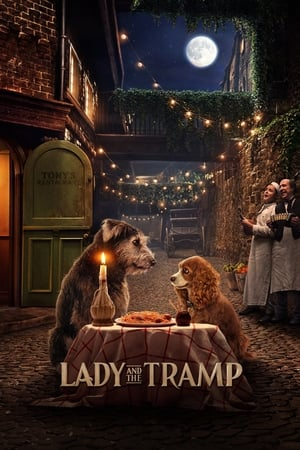 Poster Lady and the Tramp 2019