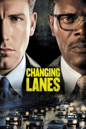 Poster Changing Lanes 2002