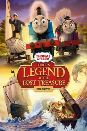 Image Thomas & Friends: Sodor's Legend of the Lost Treasure: The Movie