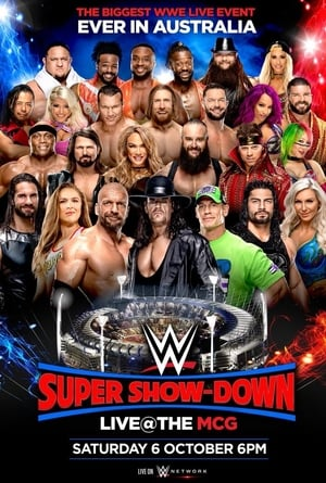 Image WWE Super Show-Down 2018