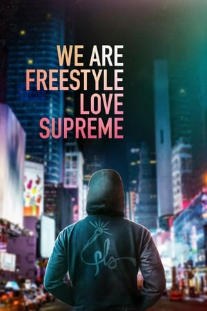 Poster We Are Freestyle Love Supreme 2020