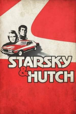 Poster Starsky and Hutch 1975