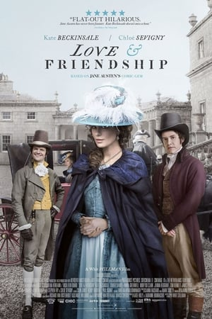 Poster Love & Friendship 2016