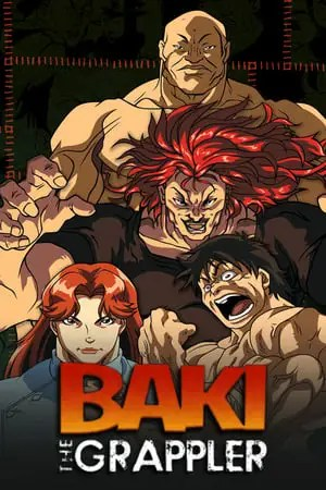 Image Baki the Grappler