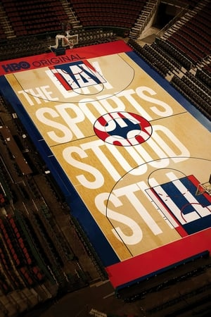 Poster The Day Sports Stood Still 2021