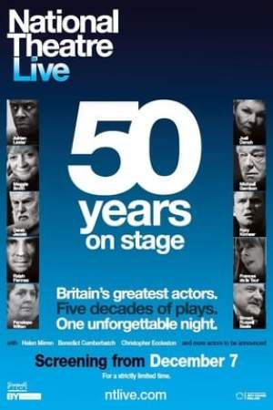 Image National Theatre Live: Fifty Years on Stage