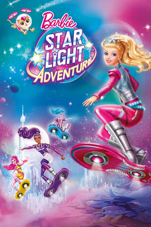 Poster Barbie: Star Light Adventure 2016