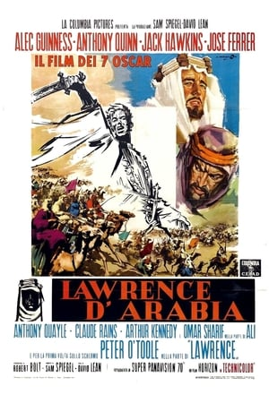 Image Lawrence d'Arabia