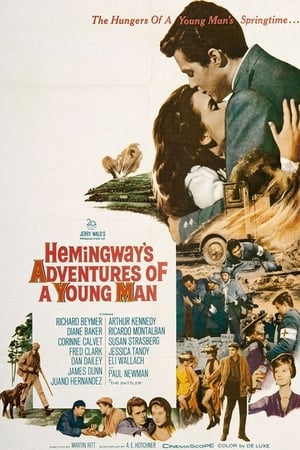 Image Hemingway's Adventures of a Young Man