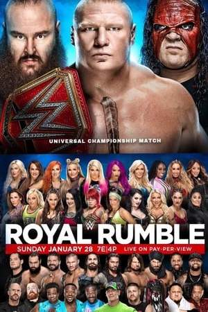 Image WWE Royal Rumble 2018