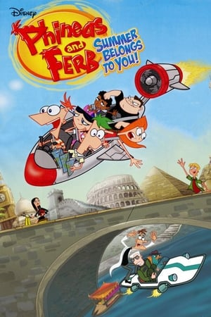 Image Phineas and Ferb: Summer Belongs to You!