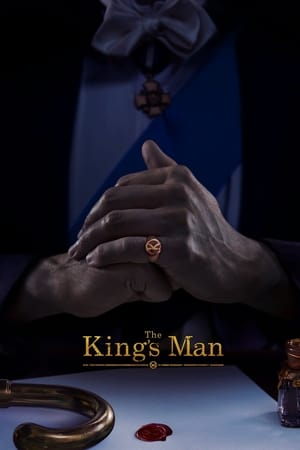 Poster The King's Man 2020