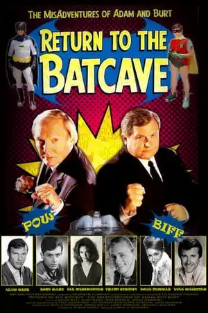 Image Return to the Batcave - The Misadventures of Adam and Burt