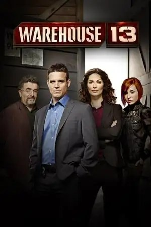 Poster Warehouse 13 2009