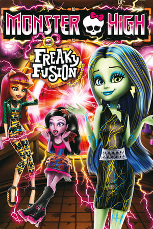 Image Monster High: Freaky Fusion