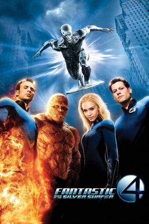 Poster Fantastic Four: Rise of the Silver Surfer 2007