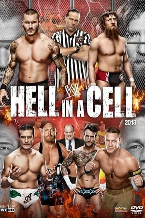 Image WWE Hell in a Cell 2013
