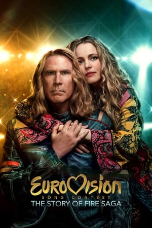 Poster Eurovision Song Contest: The Story of Fire Saga 2020