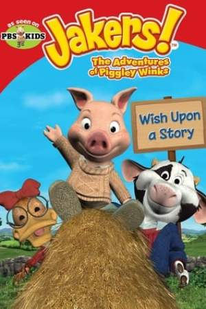 Poster Jakers! The Adventures of Piggley Winks Season 3 Macarooned 2007