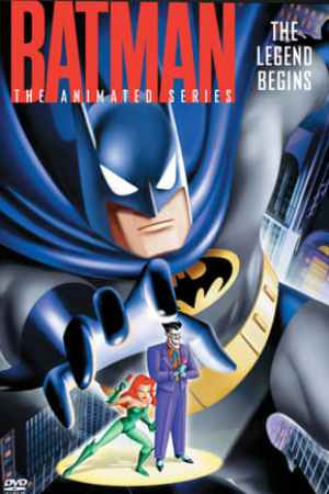 Image Batman: The Animated Series - The Legend Begins