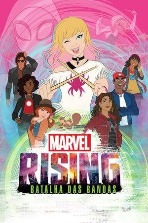 Image Marvel Rising: Battle of the Bands