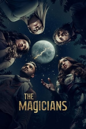 Poster The Magicians Season 5 Be The Hyman 2020