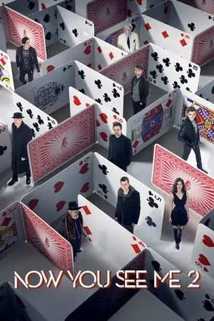 Image Now You See Me 2