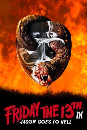 Poster Jason Goes to Hell: The Final Friday 1993