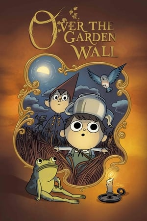Image Over the Garden Wall